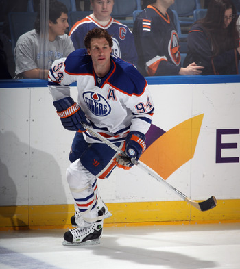 Ryan Smyth is perhaps the most unsung hero in Oilers franchise history.