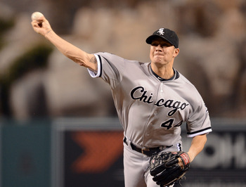After declining their $22 million option on him, the White Sox re-signed Jake Peavy to a two-year, $29 million contract.