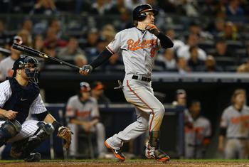 Surprise bounce-back player Nate McLouth was re-signed to a one-year, $2 million contract.