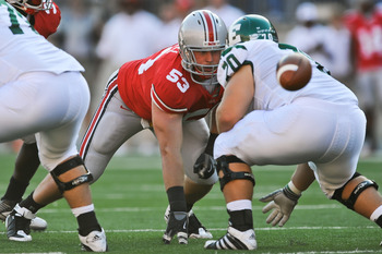 Garrett Goebel was an unsung hero for the 2012 Buckeyes.