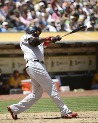 David Ortiz has flourished as a designated hitter.
