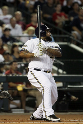 Prince Fielder's All-Star Game home run aided his team's rival in 2011.