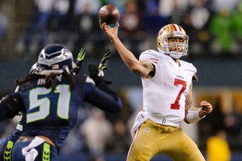 Colin Kaepernick needs a good bounce back game prior to playoffs.