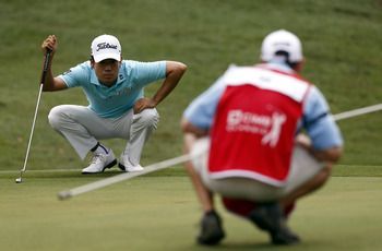 Under normal circumstances, Kevin Na is one of the PGA Tour's slowpokes.