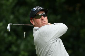 The man behind the shades, David Duval, has always been mysterious.