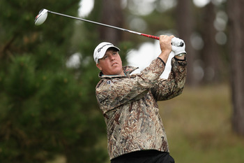 Boo Weekley in his camo best.