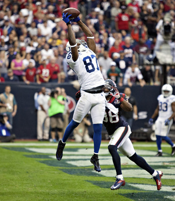 Reggie Wayne can jump.  Can you?