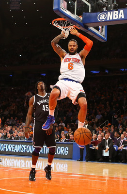 Tyson Chandler has posterized countless defenders this season.