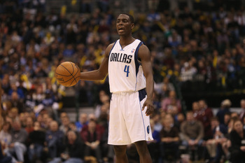 Dallas Mavericks Darren Collison