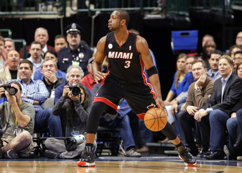 Miami Heat's Dwyane Wade