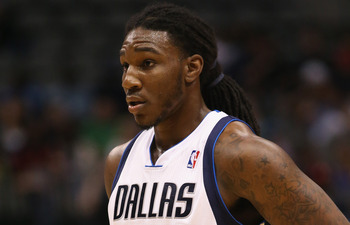 Dallas Mavericks Jae Crowder