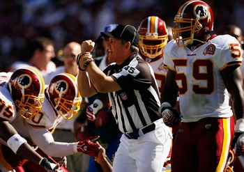 The Redskins are penalized more than any team in the NFL, and it's bound to hurt them soon.