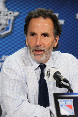 "Tortorella is known for his ""colorful"" language in post-game press conferences."
