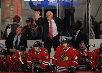 Quenneville was an assistant under Marc Crawford when Colorado won the Cup in 1996.