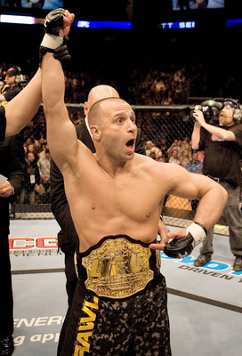 Matt Serra winning the welterweight belt remains the biggest upset in MMA history. Photo c/o ESPN.com.