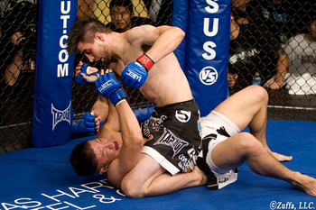 Carlos Condit vs. Hiromitsu Miura is a must-see fight, and possibly the most exciting bout Condit has given fans. Photo c/o Zuffa, LLC.