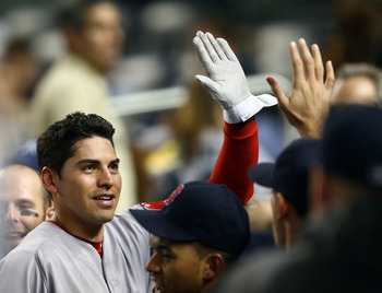 Jacoby Ellsbury is still with the Red Sox and is poised to have a huge contract year.