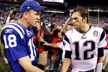 Manning and Brady: A pair for the ages
