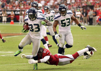 Seahawks returner Leon Washington is among the best return men the NFL has ever seen.