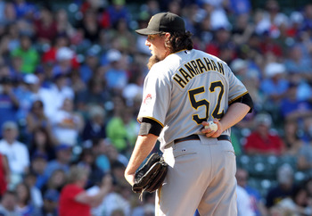 Closer Joel Hanrahan is a two-time NL All-Star.