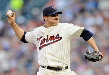 Carl Pavano pitched across town in the Bronx from 2005-2008.