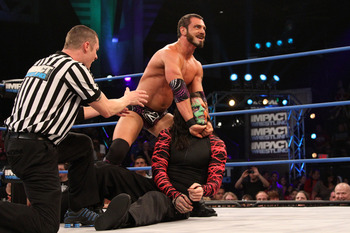 Photo is courtesy of Impactwrestling.com