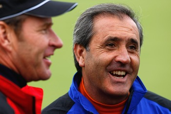 Seve Ballesteros killed the U.S. in Ryder Cups.