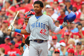 Starlin Castro was one of the many disappointments for the Cubs' organization in 2012.