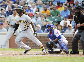 Center Fielder, Andrew McCutchen.
