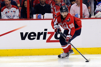 The talented Marcus Johansson would be a valuable trade chip.
