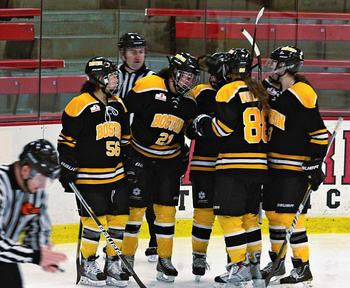Photo obtained from Boston facebook page (http://www.facebook.com/#!/BostonCWHL?fref=ts)