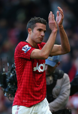 Robin van Persie has joined Manchester United.