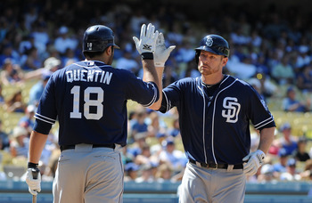 The San Diego Padres are coming off a 42-33 record after the All-Star break in 2012.