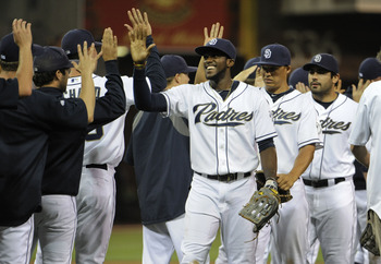 The Padres have good depth in their team in 2013.