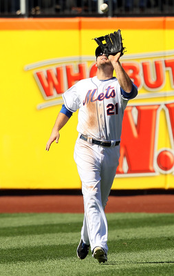 Lucas Duda spent most of last season in right field