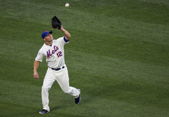 Scott Hairston was a bright spot for the 2012 Mets
