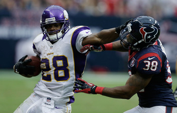 If Adrian Peterson gets the Vikings into playoffs, shouldn't he be the MVP?