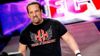 Tommy Dreamer makes a pleasantly surprising appearance at the 2012 Slammy Awards. (Courtesy of WWE.com)