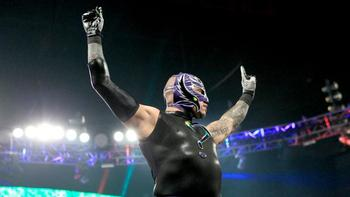 Rey Mysterio. (Courtesy of WWE.com)