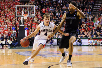 Kevin Pangos will look to shoot out of his sophomore slump