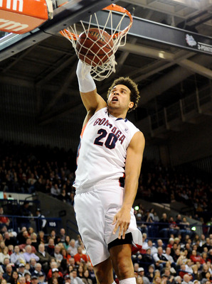 Elias Harris is the leader Gonzaga needs to be successful.