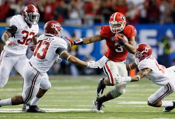 Just ask Alabama how good Georgia freshman Todd Gurley is.