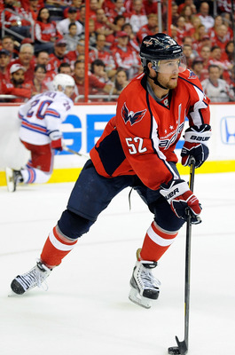 Mike Green of the Washington Capitals.