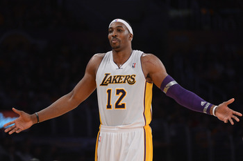 Dwight Howard is the future of Lakers