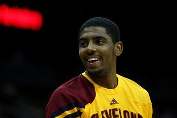 Kyrie Irving holds immense power over the Cavaliers