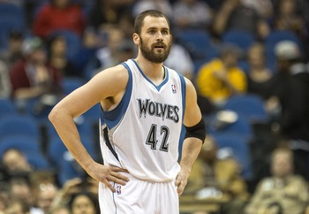 Kevin Love is one of the best players in the NBA and the T-Wolves can't afford to lose him