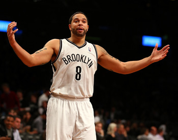 Deron Williams, Brooklyn Nets