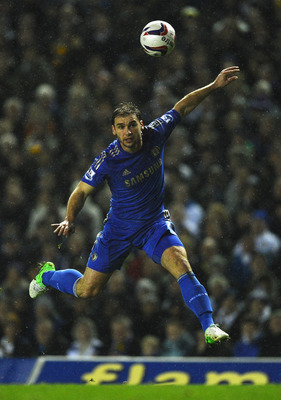 Chelsea's number two in the Capital One Cup game vs Leeds