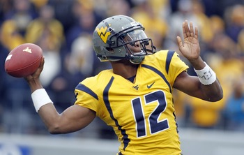 Who will replace WVU's all-time leading passer—Geno Smith—in 2013?