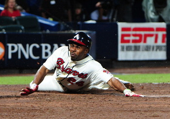 Speed is the biggest weapon in Bourn's arsenal.